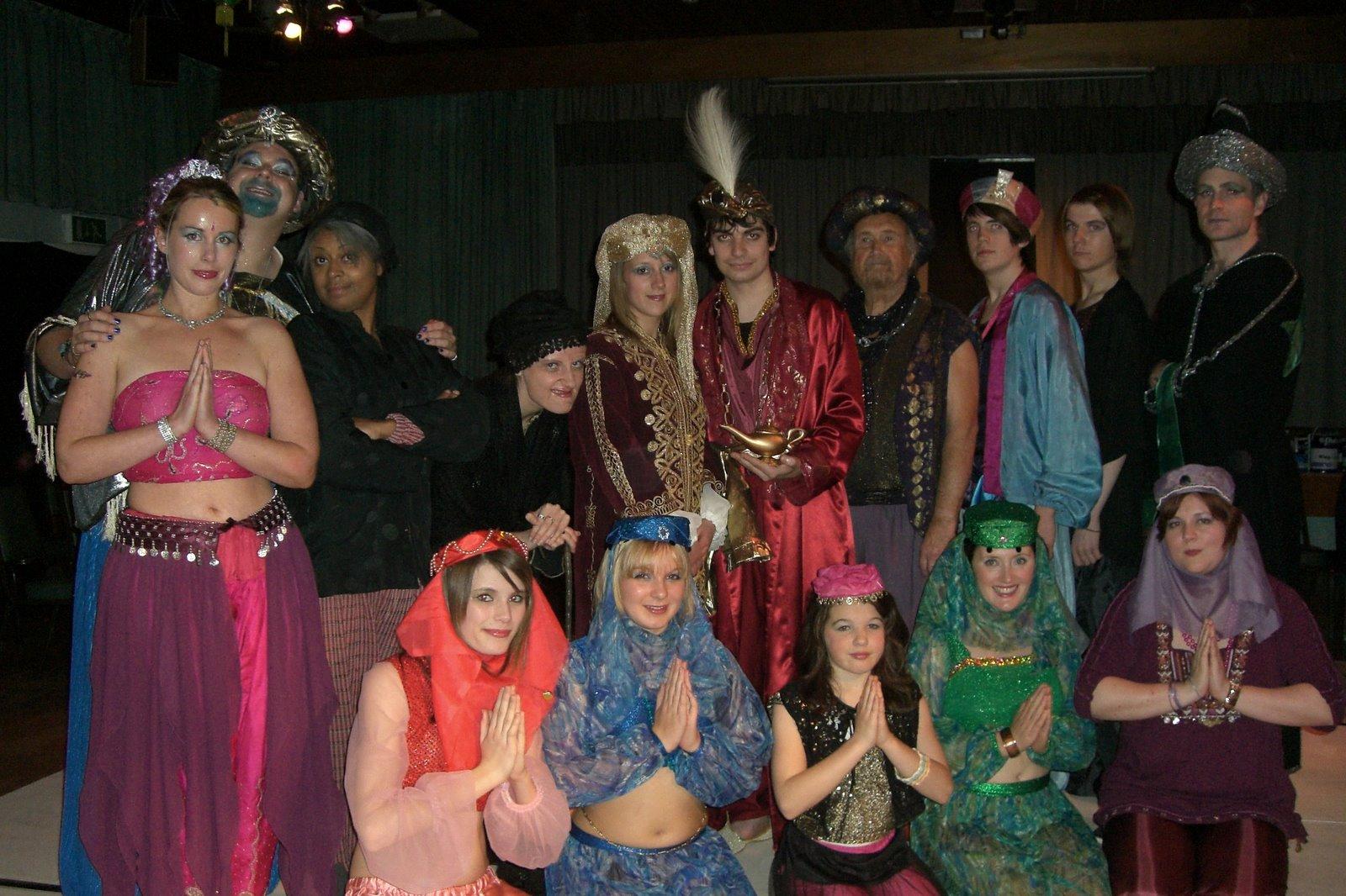 Aladdin, 2008