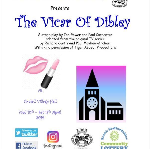 The Vicar of Dibley!