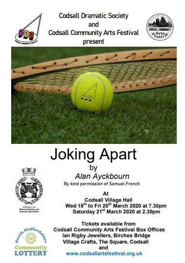 Joking Apart!